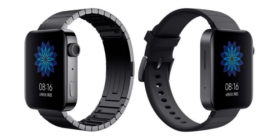 mi watch black